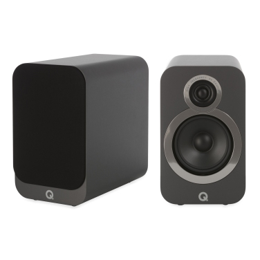 Q Acoustics 3020i graphite pair