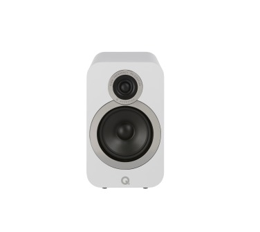 Q Acoustics 3020i white straight