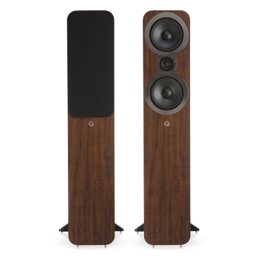 Q Acoustics 3050i walnut pair