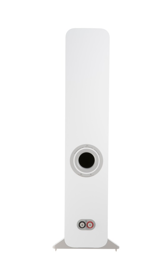 Q Acoustics 3050i white rear